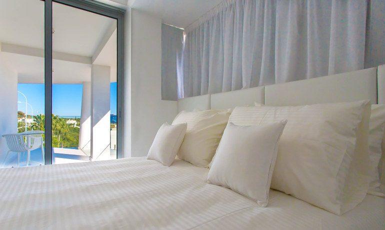 Napa Suites room interior