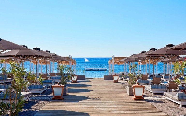Esperos Village Blue & Spa beach