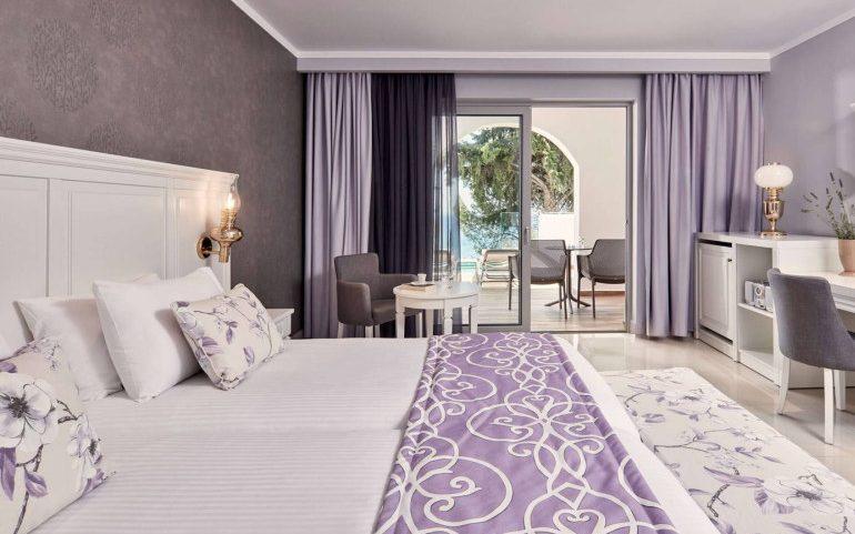 Esperos Village Blue & Spa room
