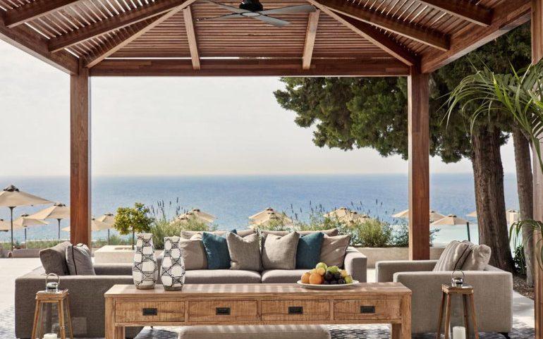 Esperos Village Blue & Spa terrace