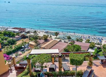 Rocca Della Sena adults only hotel Calabria Tropea