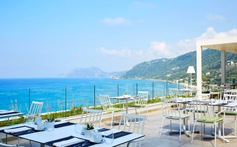 Corfu adults only vacation